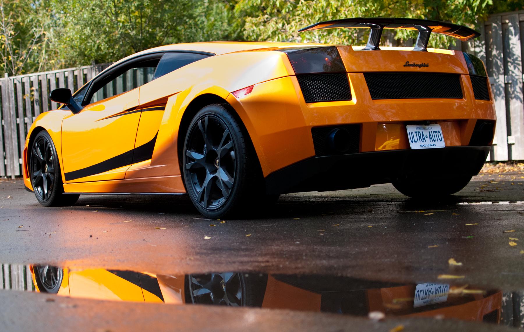 Lamborghini – Ultra Auto Sound on