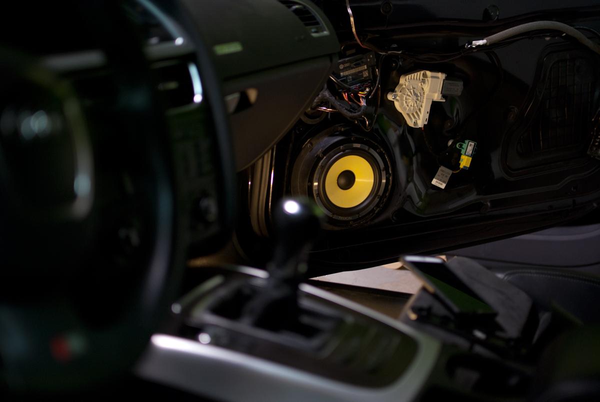 Audi – Ultra Auto Sound