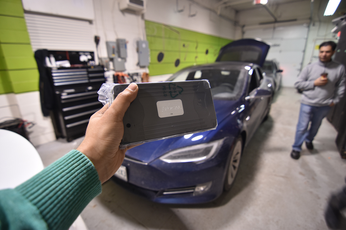 Model S: Tesla getting quality & efficient Bass upgrade – Ultra Auto